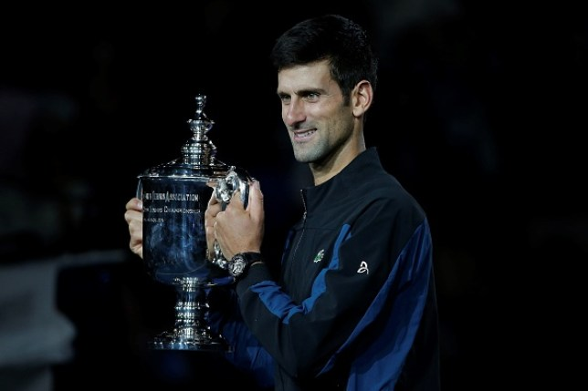 Novak Djokovic is the defending US Open champion
