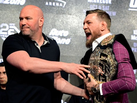 Dana White suggests Conor McGregor 'wakes up' after punching man in Irish pub