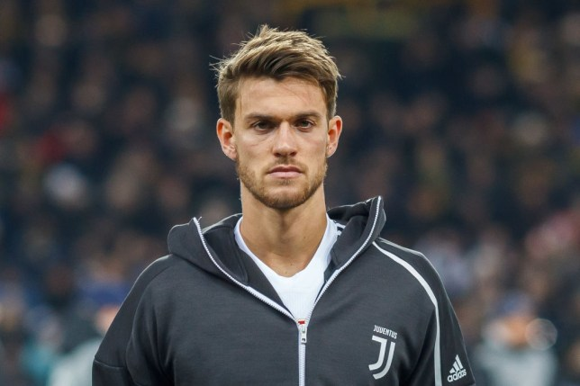 Juventus centre-back Daniele Rugani is on Arsenal's shortlist