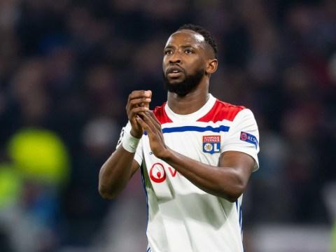 Manchester United make transfer bid for Lyon striker Moussa Dembele