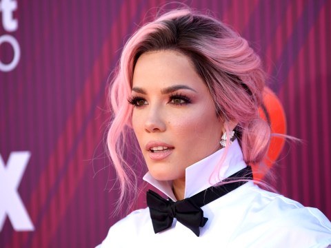 Halsey apologises after tweeting she wants music website located in One World Trade Centre to 'collapse'