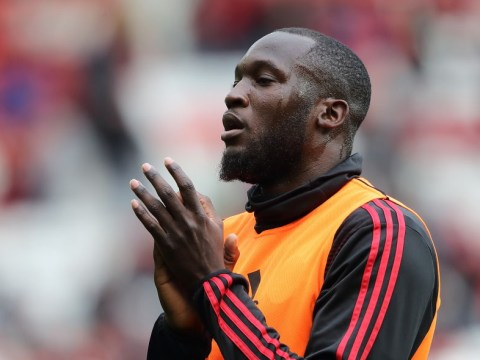 Romelu Lukaku disagrees with Manchester United boss Ole Gunnar Solskjaer over 'target man' tag
