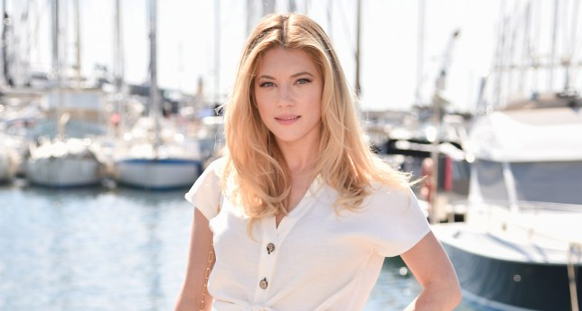 Vikings star Katheryn Winnick teases upcoming movie as she shuns
