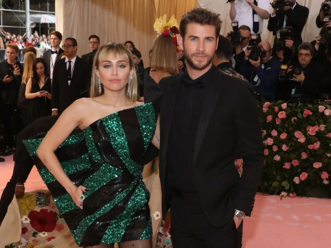 Liam Hemsworth left 'heartbroken' over Miley Cyrus and Kaitlynn Carter kissing pictures
