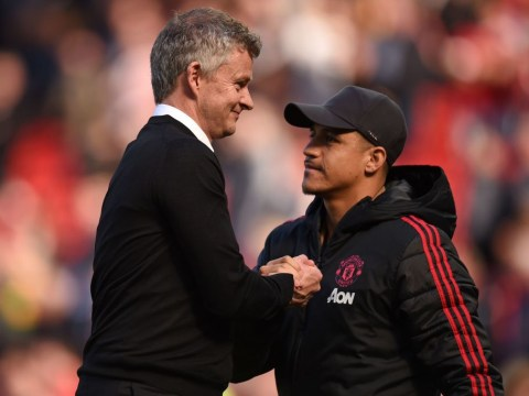 Ole Gunnar Solskjaer backtracks over Alexis Sanchez ahead of Manchester United's final pre-season clash