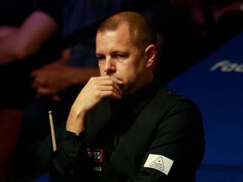 Barry Hawkins dismisses chances of £1m bonus pay out for 147 breaks: 'Jesus Christ, it's not likely at all'