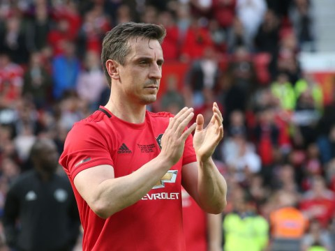 Gary Neville tells Manchester United owners they should rename Old Trafford to help the local community