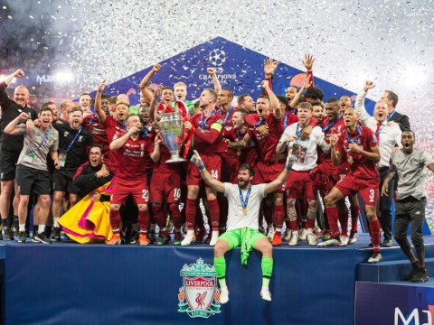 Which teams can Liverpool get in the Champions League group stage draw?