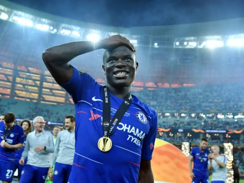 Chelsea midfielder N'Golo Kante responds to PSG transfer links