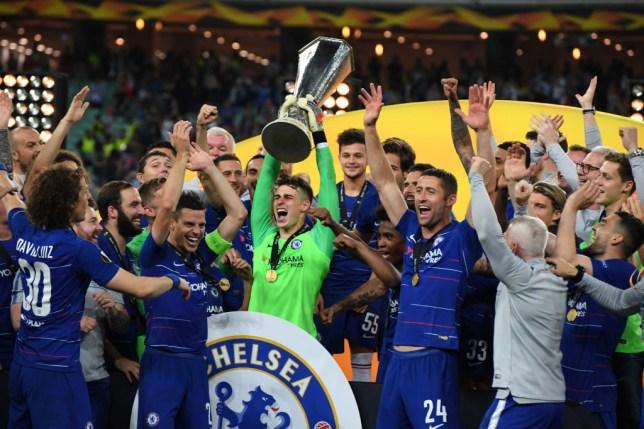 Chelsea won the Europa League last season