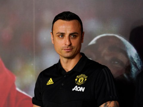 Dimitar Berbatov explains why he 'f***ing loves' Arsenal stars Aubameyang and Lacazette and issues warning to Liverpool