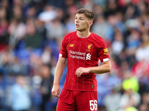 Liverpool reject Fiorentina bid for promising youngster Bobby Duncan