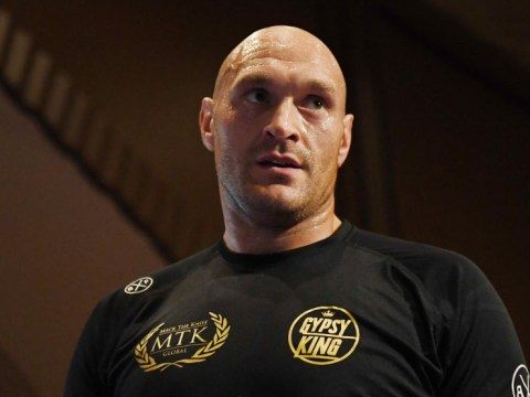 Tyson Fury discusses Anthony Joshua sparring KO rumour and Saudi Arabia venue for Ruiz rematch