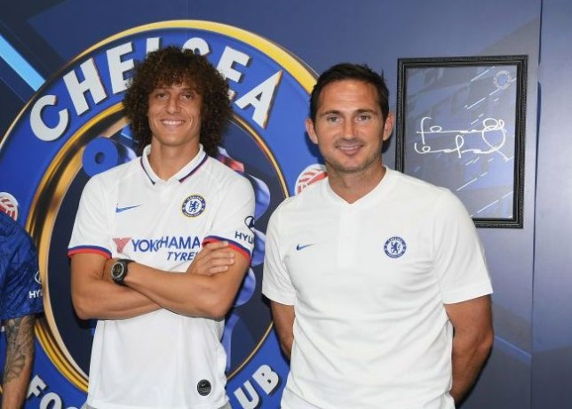 David Luiz joined Arsenal on deadline day (Picture: Getty)