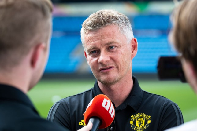 Ole Gunnar Solskjaer insists Manchester United are still working on transfer signings