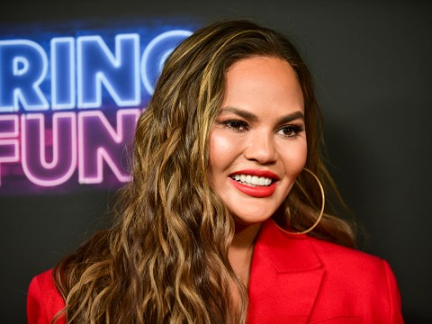 Chrissy Teigen wishes she pooped in a cup after agonising stomach bug