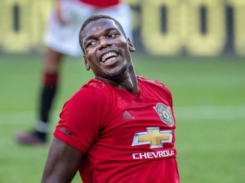 Paul Pogba promises Ole Gunnar Solskjaer he won't disrupt Manchester United dressing room