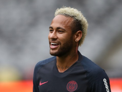 Barcelona officials in France to negotiate Neymar transfer with Paris Saint-Germain