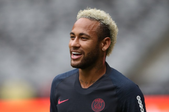 Neymar wants to return to Spain (Picture: Getty)