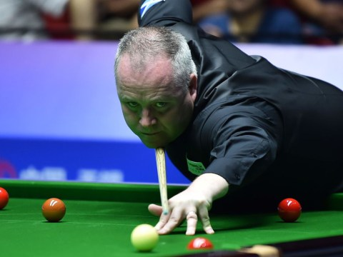 John Higgins 'just wants to win one match' at Shanghai Masters