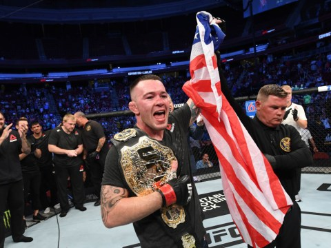 Colby Covington explains Donald Trump phone call and refuses to apologise for Matt Hughes jibe