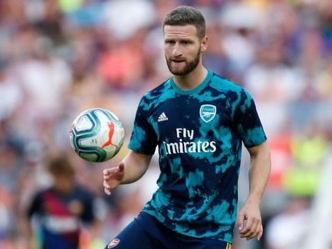 Arsenal still hoping to sell Shkodran Mustafi and Mohamed Elneny after close of transfer window