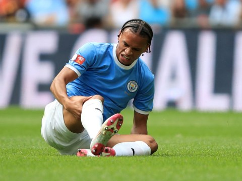 Man City fear Leroy Sane knee injury could be serious as Bayern Munich move is scuppered