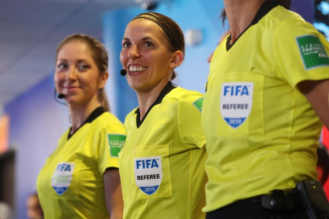 Female referee Stephanie Frappart to officiate Liverpool v Chelsea in UEFA Super Cup