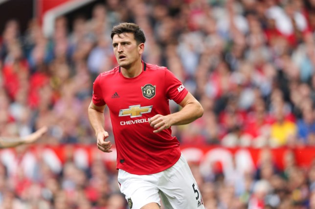Harry Maguire impressed on his Manchester United debut (Picture: Getty)