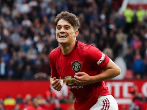 The Ole Gunnar Solskjaer record that Daniel James matched on his Manchester United debut against Chelsea