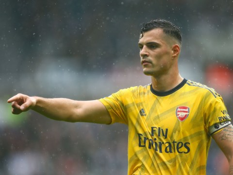 Granit Xhaka agreed loan deal with Stoke before move to Arsenal