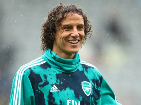 Paul Merson tips Unai Emery to play a three-man defence with David Luiz at Arsenal