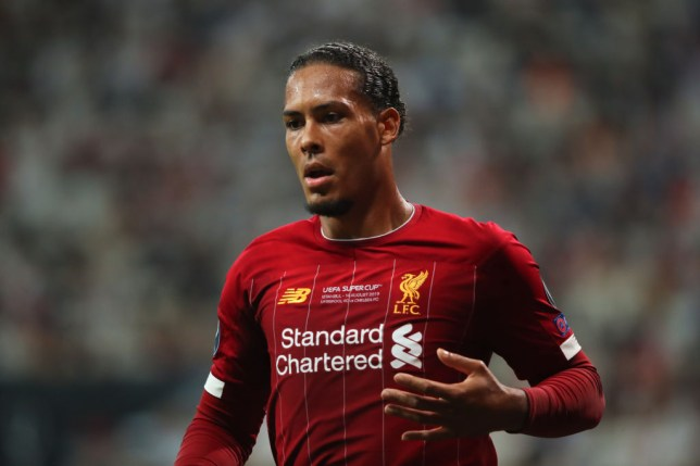 reputable site c7644 8cb69 Virgil van Dijk agrees new Liverpool deal thanks to Man Utd ...