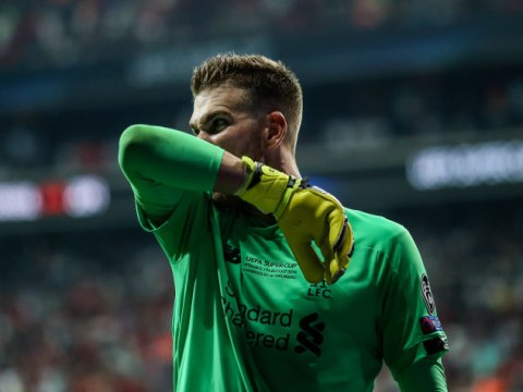 Jurgen Klopp reveals Adrian is a doubt for Liverpool's clash with Southampton after freak injury
