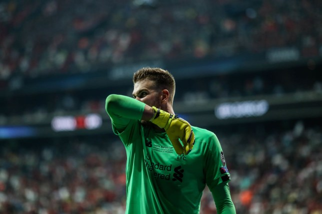 Klopp reveals Adrian is a doubt for Liverpool's clash with Southampton after freak injury