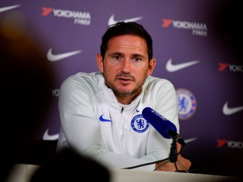 Frank Lampard says Chelsea will need to be 'at our best' to progress from Champions League group