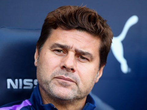 Mauricio Pochettino says he wants to kick Paul Merson for saying Arsenal would 'rip Spurs to shreds'