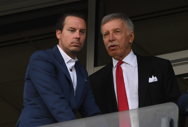 Josh Kroenke hints at more January signings and explains Arsenal transfer strategy