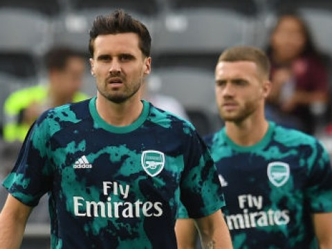 Carl Jenkinson posts emotional message to Arsenal supporters after joining Nottingham Forest