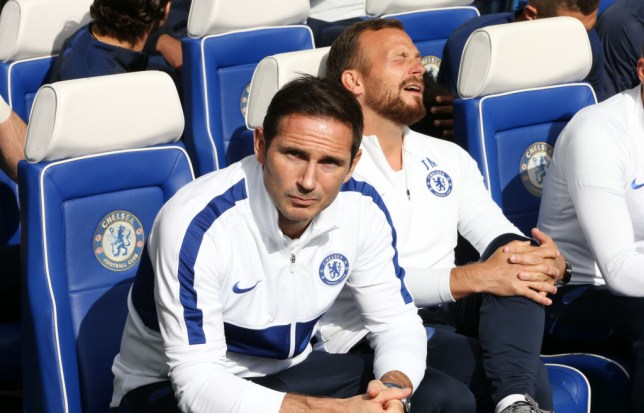 Frank Lampard fires Eden Hazard warning to misfiring Chelsea forwards