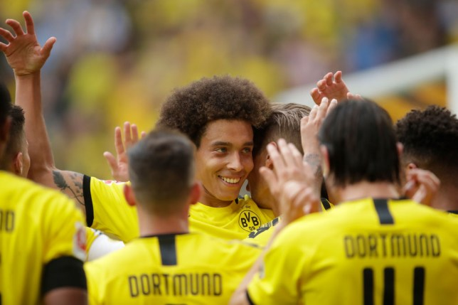 Axel Witsel snubbed Manchester United in 2018