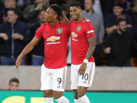 Man Utd boss Ole Gunnar Solskjaer growing 'irritated' with Marcus Rashford and Anthony Martial