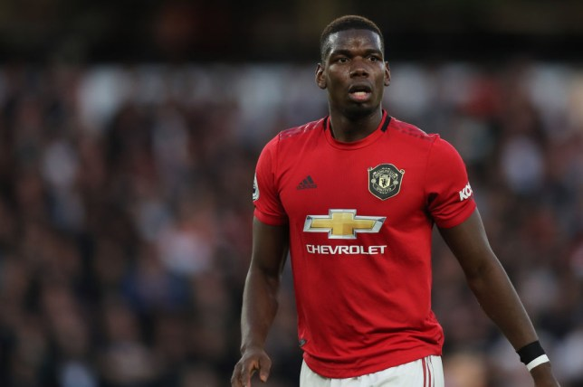 Paul Pogba was racially abused after Manchester United's draw with Wolves (Picture: Getty)