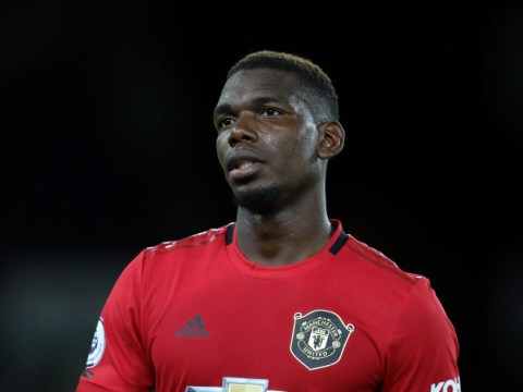 Paul Pogba apologised to Manchester United teammates in dressing room after missing penalty