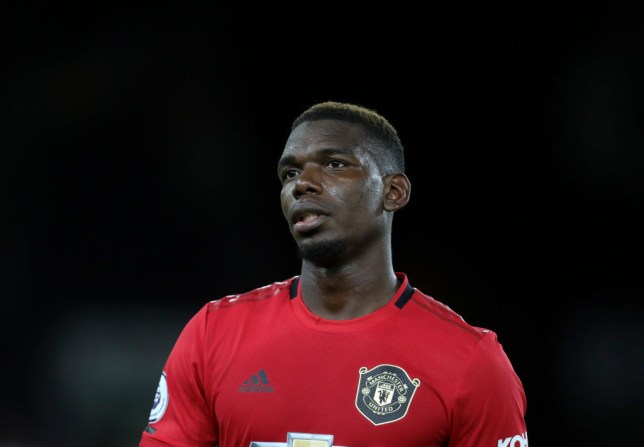 What Paul Pogba told Man Utd teammates in dressing room after missing penalty