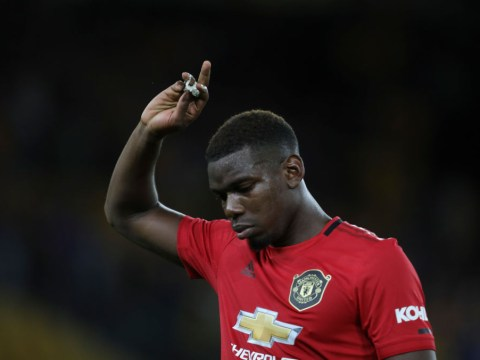Paul Pogba will leave Man Utd and clash with Zinedine Zidane at Real Madrid, warns Franck Sale