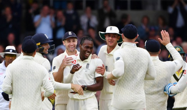 England fought back well on day one of the third Ashes Test