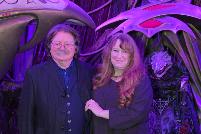 The Dark Crystal: Age Of Resistance Brian and Wendy Froud