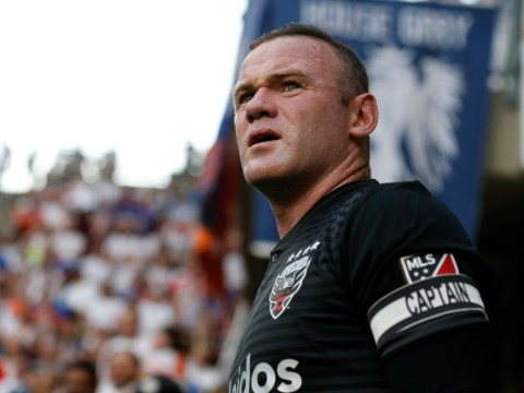 Derby County confirm Wayne Rooney signing