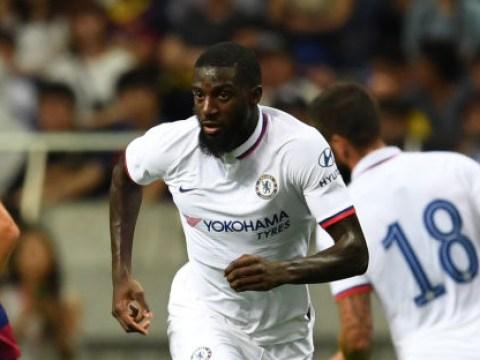 Chelsea flop Tiemoue Bakayoko in line for Monaco return after failing to impress Frank Lampard